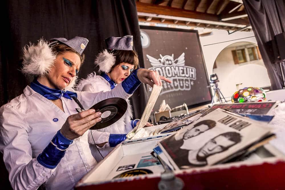 édition 2017 du Radio Meuh Circus Festival