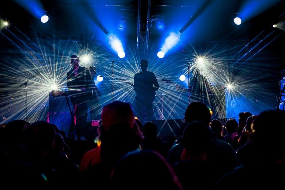 groupe Her au Radio Meuh Circus Festival 2017