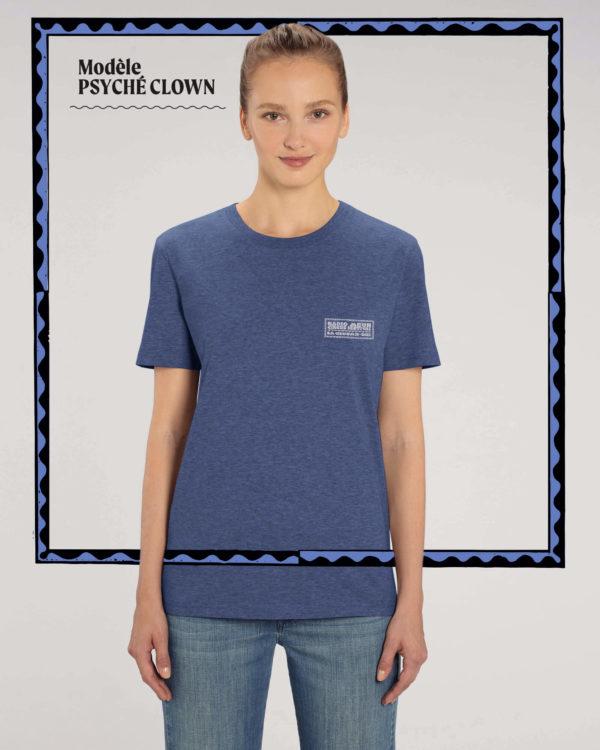 T-shirt Psyché Clown - Radio Meuh Circus Festival